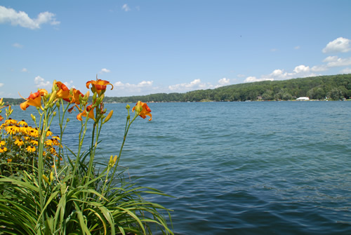 Rushford Lake
